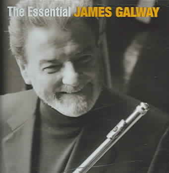 ESSENTIAL JAMES GALWAY BY GALWAY,JAMES (CD)